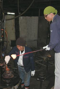 松ヶ岡ガラス工業株式会社