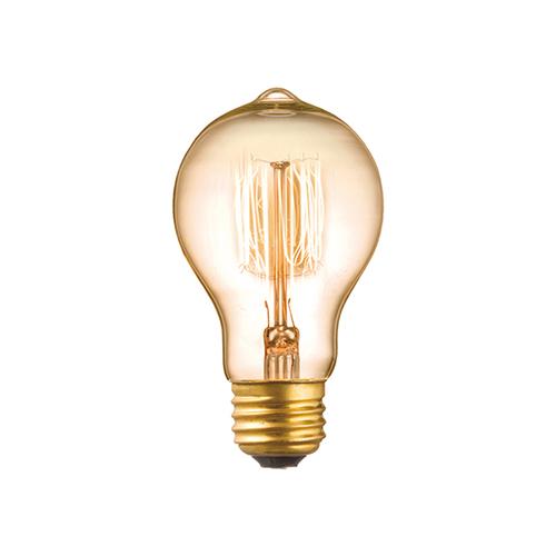 カーボン電球 E26 40W