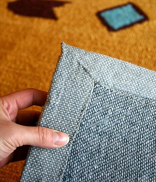 ARTWORK STUDIO TR-4280GY 「Native rug(ネイティブラグ)」Chimayo(チマヨ柄)Mサイズ (グレー) 画像3
