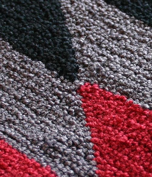 ARTWORK STUDIO TR-4282BK  「Native rug(ネイティブラグ)」Ganado(ガナード柄)Mサイズ (ブラック) 画像1