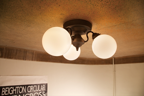 ARTWORK STUDIO AW-0395Z-CL Tango-ceiling lamp (タンゴシーリングランプ) 3灯タイプ クリア 画像1