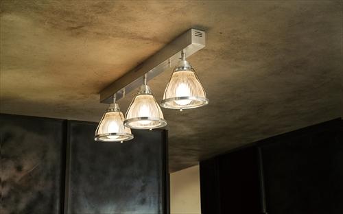 ARTWORK STUDIO AW-0410Z-AL Bishop 3-remote ceiling lamp (ビショップ3リモートシーリングランプ) アルミ 画像1