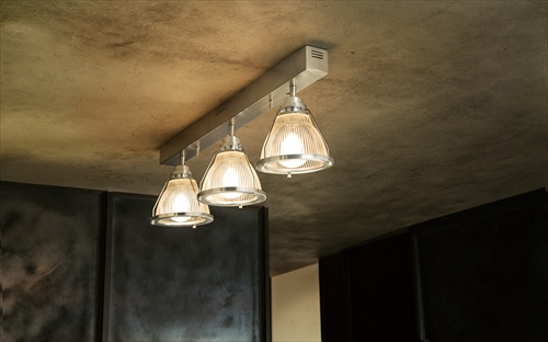 ARTWORK STUDIO AW-0410Z-R/BK Bishop 3-remote ceiling lamp (ビショップ3リモートシーリングランプ) ラストブラック 画像1