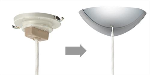 ARTWORK STUDIO BU-1114-WH Ceiling cover (シーリングカバー) ホワイト 画像2