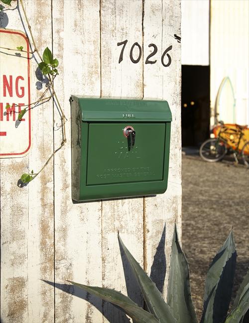ARTWORK STUDIO TK-2075-GN Mail box (メールボックス) グリーン 画像1