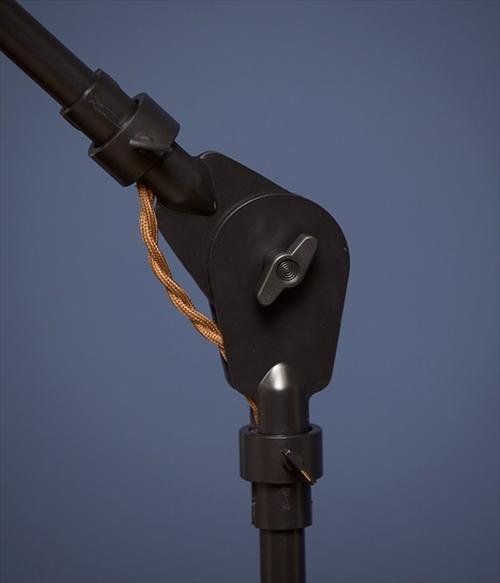 SAW-0500 トランスエンジニアフロアースタンド ビンテージメタル 画像6
