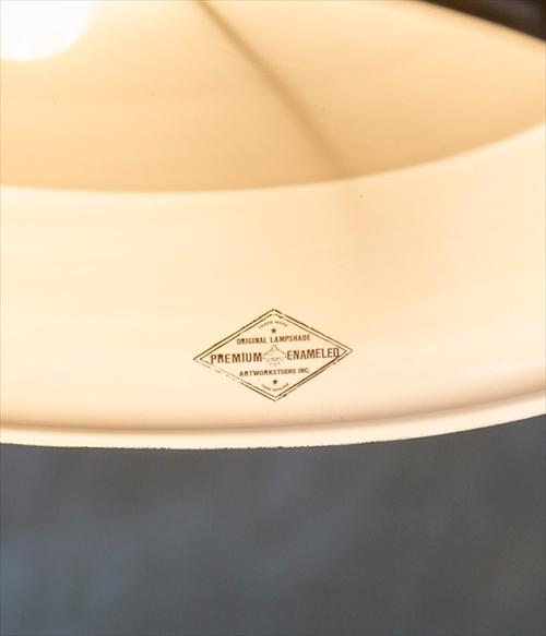 ARTWORK STUDIO AW-0446Z-GN Classic enamel-pendant (クラシックエナメルペンダント) 【M】 グリーン 画像4