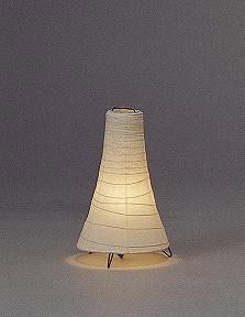 林工芸 S-440eco 林工芸 S-440eco(LED) 和紙スタンド/久山一枝 揉み和紙 画像1