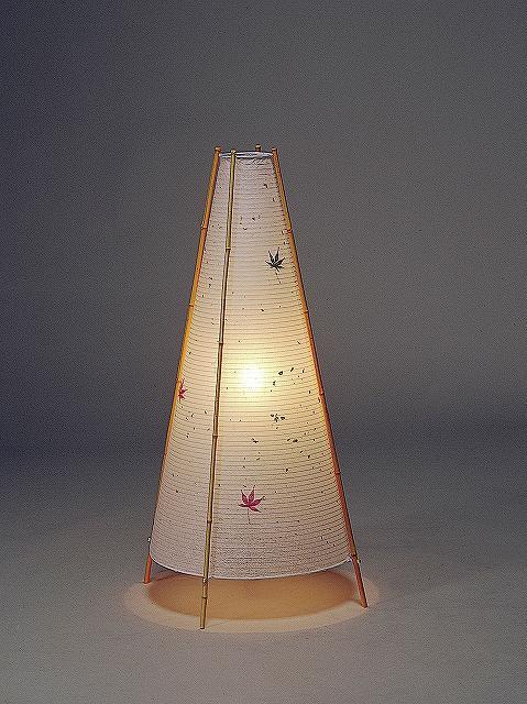 林工芸 S-741 林工芸 S-741(LED) 和紙スタンド/NEO日本 画像1