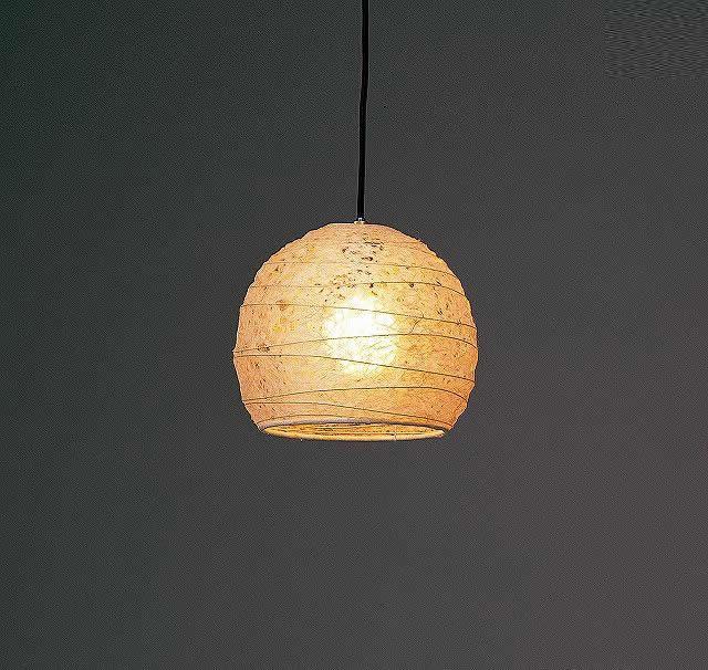 林工芸 TP-1188 林工芸 TP-1188(LED) 和紙ペンダント/アート和紙ペンダント 画像1