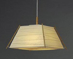 林工芸 TP-211 林工芸 TP-211(LED3) 和紙ペンダント/NEO日本 画像1