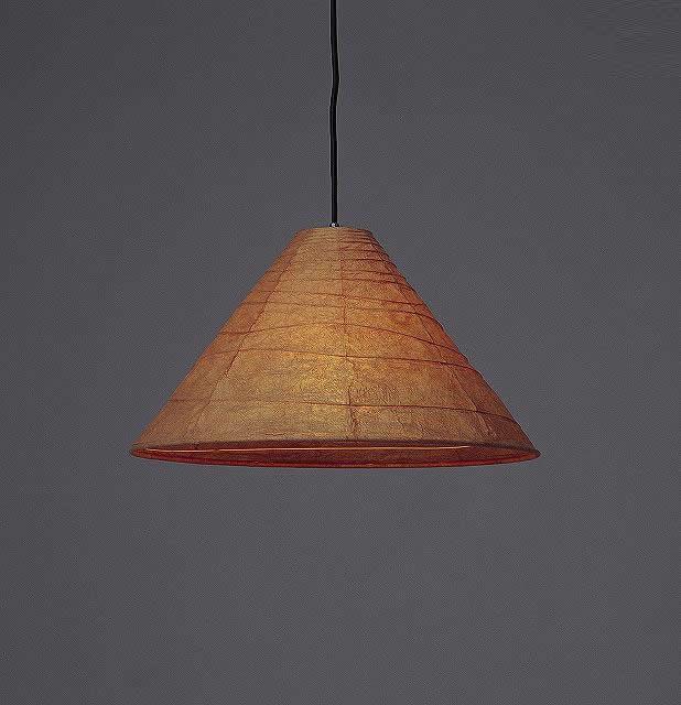 林工芸 TP-321 林工芸 TP-321(LED2) 和紙ペンダント/久山一枝 揉み和紙 画像1
