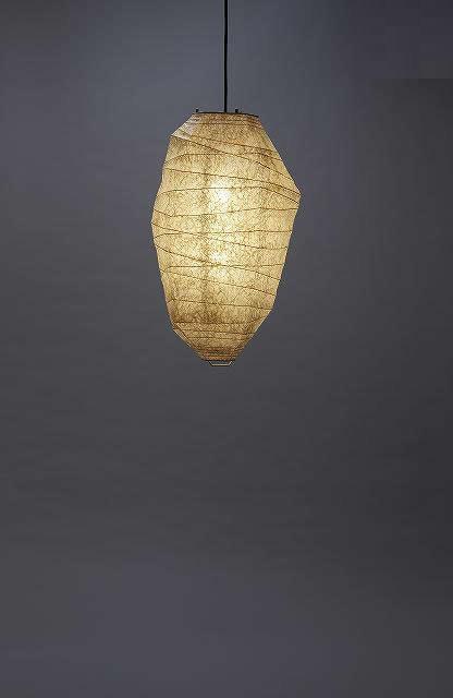 林工芸 TP-903 林工芸 TP-903(LED) 和紙ペンダント/ペーパーストーン 画像1