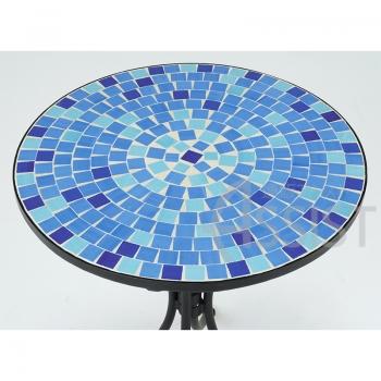 LT-4580BL  テーブル(ブルー) 画像1