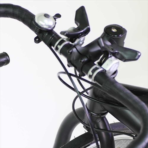WACHSEN BAR-700-BK 700Cアルミロードバイク14段変速 Drohung 画像2