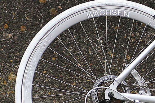 WACHSEN BAR-700-WH 700Cアルミロードバイク14段変速 Flugel 画像3