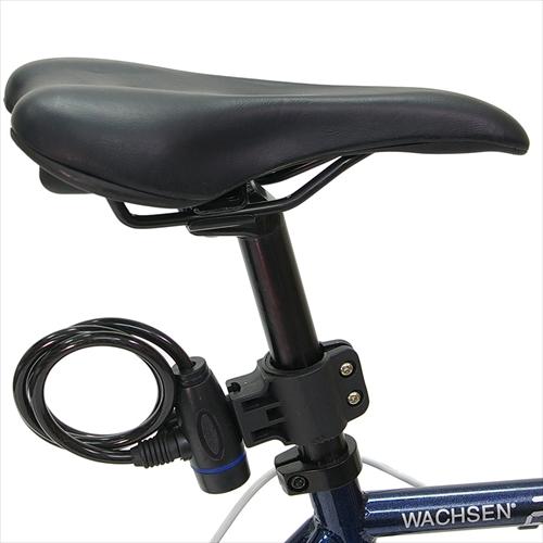 WACHSEN BSR-70 700Cクロモリロードバイク 21段変速 STAHL 画像4