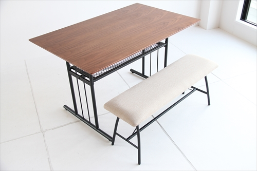 ANT-2832BR anthem Dining Table M 画像3
