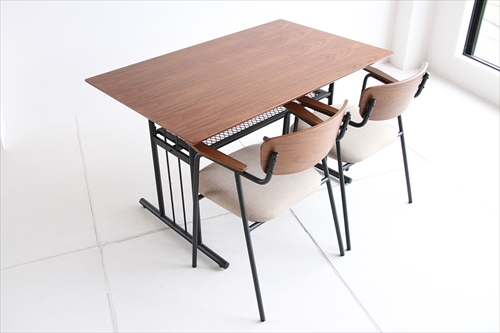 ANT-2832BR anthem Dining Table M 画像7