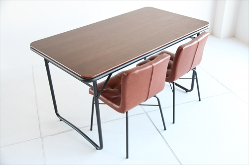ANT-2833BR anthem Dining Table L 画像1