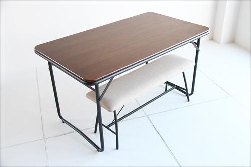 ANT-2833BR anthem Dining Table L 画像3