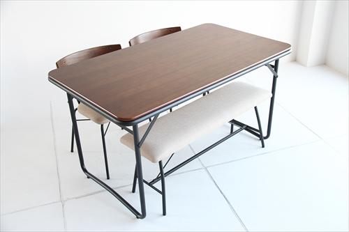 ANT-2833BR anthem Dining Table L 画像5