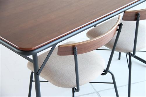 ANT-2833BR anthem Dining Table L 画像7