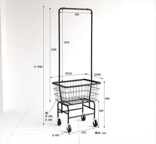 ANH-2738BK anthem Cart Hanger 画像10