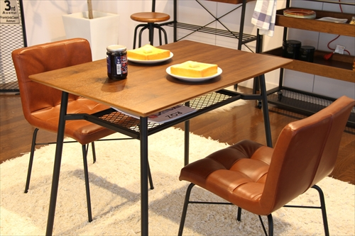 ANT-2831BR anthem Dining Table S 画像16