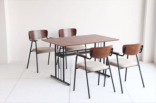 ANT-2832BR anthem Dining Table M 画像22