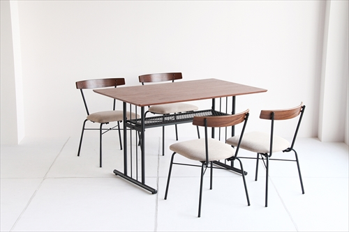 ANT-2832BR anthem Dining Table M 画像23
