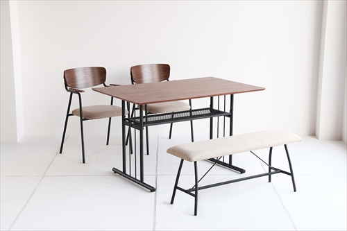 ANT-2832BR anthem Dining Table M 画像24