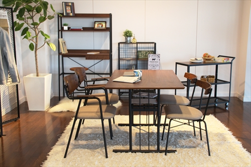 ANT-2832BR anthem Dining Table M 画像18