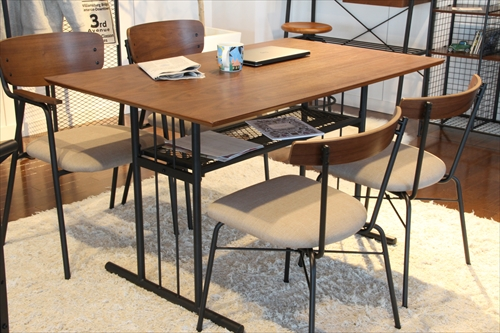 ANT-2832BR anthem Dining Table M 画像19