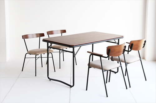ANT-2833BR anthem Dining Table L 画像18