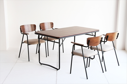 ANT-2833BR anthem Dining Table L 画像20