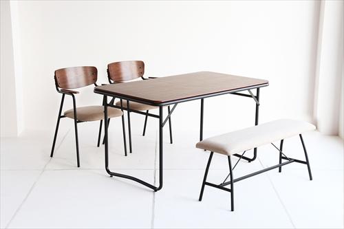 ANT-2833BR anthem Dining Table L 画像21