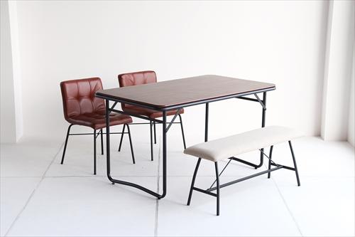 ANT-2833BR anthem Dining Table L 画像24