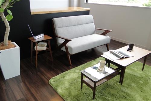 EMS-2465BE emo 2P sofa(rest) 画像6