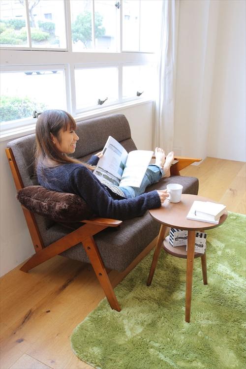 EMS-2465BR emo 2P sofa(rest) 画像4