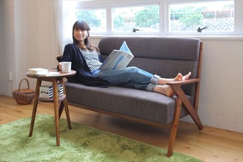 EMS-2465BR emo 2P sofa(rest) 画像5