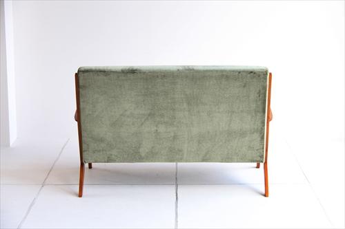 EMS-2465MK-GR emo 2P sofa(rest) 画像1