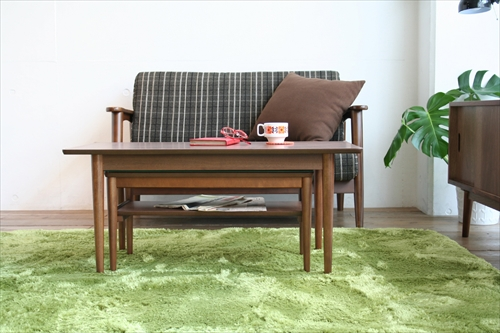 EMT-2412BR Nest Table 画像2