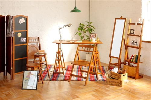 HMM-2742BR hommage Easel Mirror 画像6