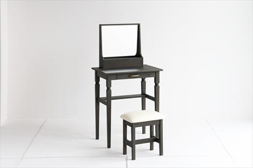 INM-2822DGY ine reno dresser & stool 画像1