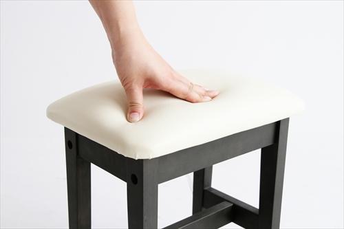INM-2822DGY ine reno dresser & stool 画像12