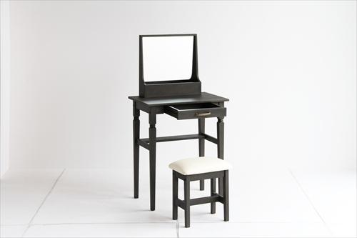 INM-2822DGY ine reno dresser & stool 画像2
