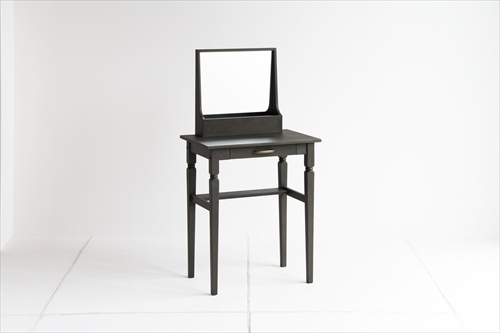 INM-2822DGY ine reno dresser & stool 画像3