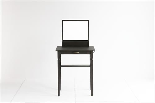 INM-2822DGY ine reno dresser & stool 画像4