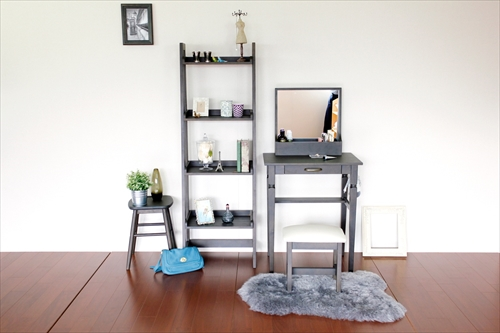 INM-2822DGY ine reno dresser & stool 画像20